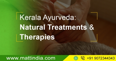 Kerala Ayurveda: Natural Treatments & Therapies
