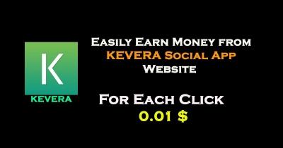 Kevera cpc will go 0.1 per click
