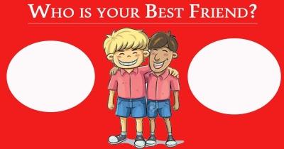 तुझा सर्वात चांगला मित्र कोण आहे