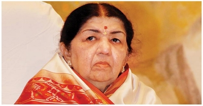 Lata Mangeshkar Queen Of Singing (Saraswati Maa)