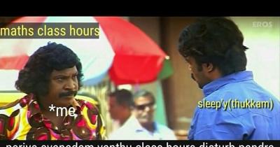 maths class hours