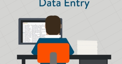 Method - 10 of Making Money Online : Data Entry
