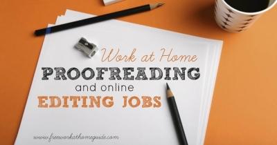 Method - 12 of Making Money Online : Editing&Proofreading