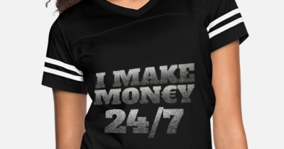 Method - 13  of Making Money Online : Design&Sell Tshirts