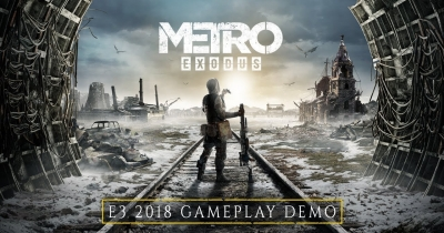 Metro Exodus – PC, PS4, Xbox One  Free Downloand Games