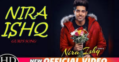 NIRA ISHQ : GURI (Official Song) Satti Dhillon | GK.DIGITAL | Latest Songs | Geet MP3