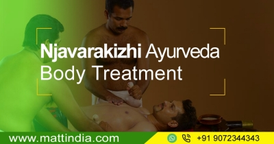 Njavarakizhi Ayurveda Body Treatment