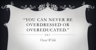 OSCAR WILDE #6