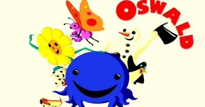 OSWALD CARTOON FULL EPISODE IN HINDI IN HD : A Nice quiet picnic & Sticky Situation 2 IN 1 EPISOD