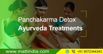 Panchakarma Detox Ayurveda Treatments