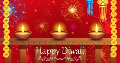 Personalised Diwali Wishes
