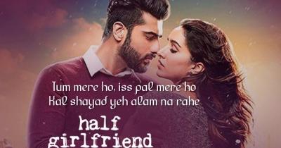 Phir Bhi Tumko Chaahunga | Half Girlfriend | Arjun K,Shraddha K |Arijit Singh,Shashaa|Mithoon|Manoj