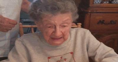 Poor Granny