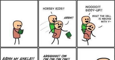 POOR HORSEY