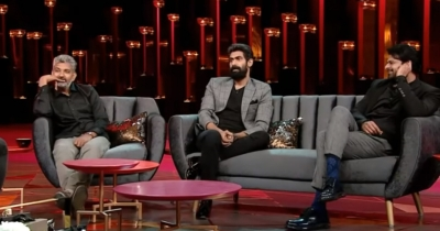 Prabhas & Rana Debut Rapid Fire Round | Koffee With Karan |