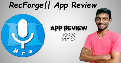 Recforge 2 App review