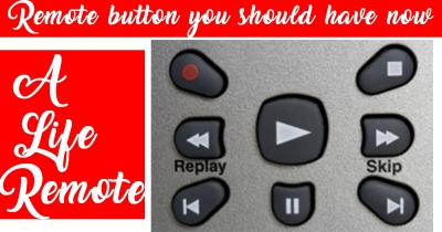 Remote button you need in your life now