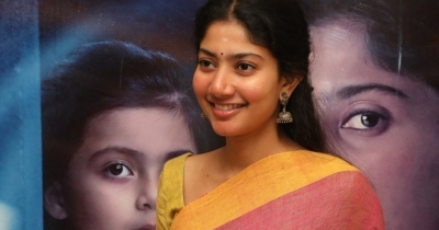 SAI PALLAVI  New Cute HD images from AUDIO Function