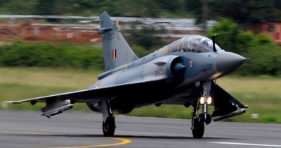'Salute the #IndianAirforce. BRAVO INDIA!'