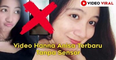Siapa sih Hanna Anisa itu ?