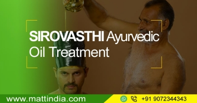 Sirovasthi Ayurvedic Oil Treatment