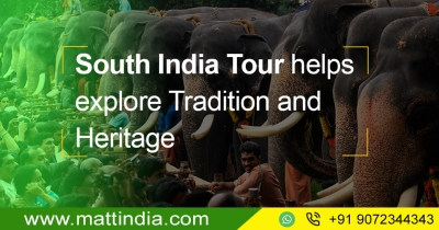 South India Tour Helps Explore Tradition and Heritage