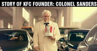 Story of KFC founder, Colonel Sanders