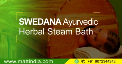 Swedana Ayurvedic Herbal Steam Bath