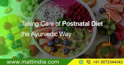Taking Care of Postnatal Diet the Ayurvedic Way