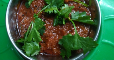 Thakkali Thokku - South Indian Style Tomato Pickle | தக்காளி தோக்கு - தக்காளி ஊறுகாய ||JB7R Chennal