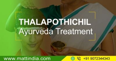 Thalapothichil Ayurveda Treatment