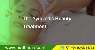 The Ayurvedic Beauty Treatment