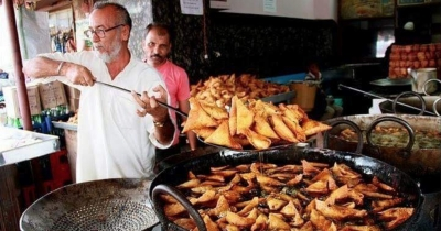 The Samosa Wala