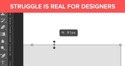 The Struggle is real for designers!