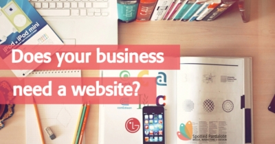 The TOP 5 Reasons why your company should have a website!
