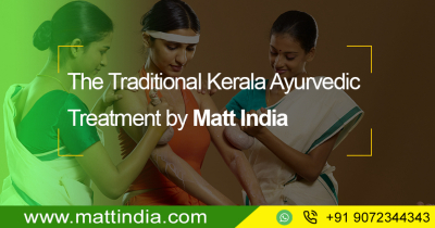 The Traditional Kerala Ayurvedic Treatment by Matt India