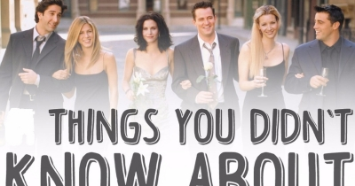 "Things You Probably Didn't Know About ""Friends"""