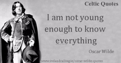 TOP 10 quotes by the charming sensation OSCAR WILDE!