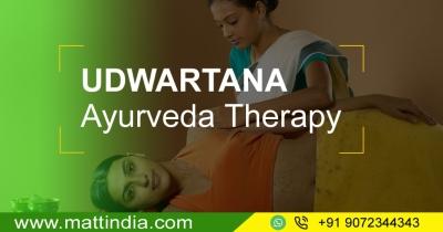 Udwartana Ayurveda Therapy