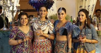 Veere Di Wedding at Sonam Di Wedding