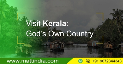 Visit Kerala: God's Own Country