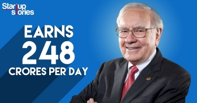 WARREN BUFFETT'S 10 RULES TO GET RICH