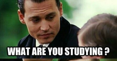 What are you Studying?