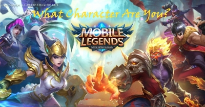 What Character Are You in Mobile Legends: BangBang?