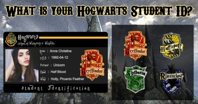 What is your HOGWARTS Student ID?