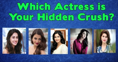 Which Actress is Your Hidden Crush?