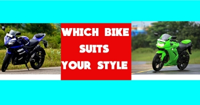 Which bike suits you the best?