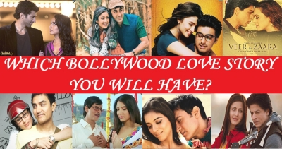 Which Bollywood Love story you will have?