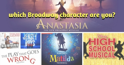 Which Broadway character are you?