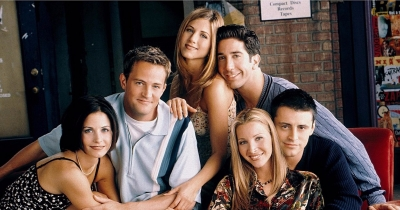 WHICH CHARACTER FROM F.R.I.E.N.D.S ARE YOU?